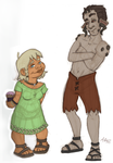 Skirtzzz's comic fanart by Manda-of-the-6
