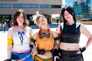 Otakon 2015 - YRT(PS) 04 by VideoGameStupid