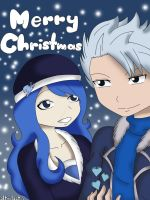 Lyvia:Blue Christmas by altrilast13