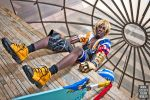 Tidus, before the big blitzball tournament by Chaos5555555555