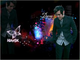 Davey Havok Wallpaper by xXnicoleXx9