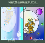 .: Meme :. Draw This Again by iFailAtEverything