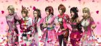 .: Pink Koei Girls :. by Sincity2100