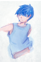 Blue boy by Freed-Alice