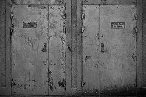 Messy Doors by LordHenkutt