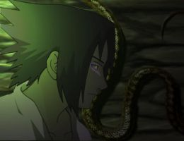 sasuke is orochimaru... by Demented3