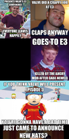 My Valve E3 Predictions by TheDarkAce94