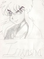 Inuyasha by TimidTabby84