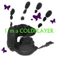 I am a Coldplayer by SliderGirl