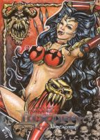 VAMPRESS LUXURA AP SKETCH CARD 2 by AHochrein2010
