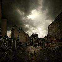 hey, it's my bike... by Alcove
