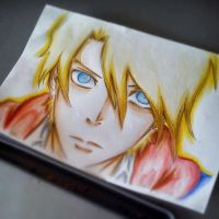 Traditional Colouring Practice by UltimateGundamGeek