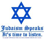 Judaism Speaks by jmg124