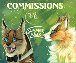 Commissions by Summer-Lynx