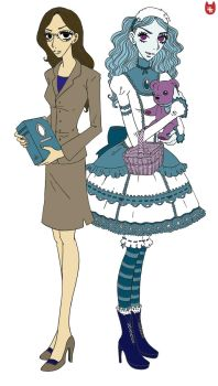 Twilight Athenaeum Characters by witching-hour