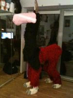Quadsuit Emperor Kuzco - WIP 5 by Blashina