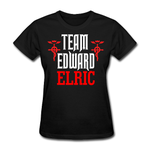 FMA Team Edward Elric T Shirt by Enlightenup23