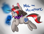 Mic the Microphone by Lil-Wang
