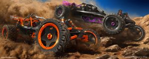 Buggy racing by swat3d