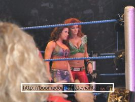 Mickie and Maria by boomboom316