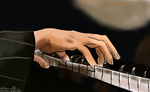 The Hands of a God by anime-pev