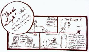 That's Life 5: LoTR Cameos by SeskiLexi