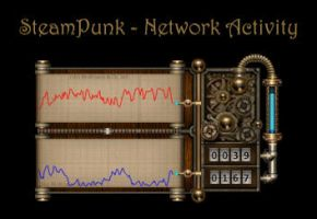 Steam Network by Mordasius