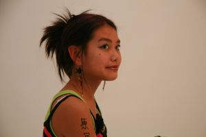 Chinese Girl Stock01 by KLStock