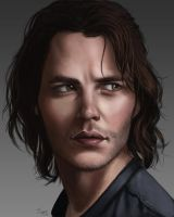 Taylor Kitsch by riikozor