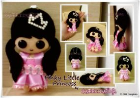 Pinky Little Princess by SongAhIn