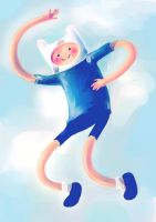 FINN THE HUMAN by sscindyss
