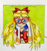 Sailor V Pop! by SailorBrawlee
