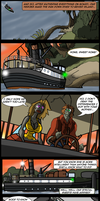 Misadventures of the Scavengers pg 4 by TheCiemgeCorner