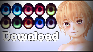 Eyes textures pack#2 DL by AlexGorgan