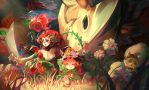Teemo's Secret Garden by rozemira