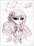 Chibi: Kira (Paypal/dA Points Commission Offer) by StarSophi