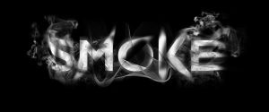 Smoke text 2 by Player-Designer