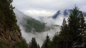 North Cascades Morning by ThisWomanWanders