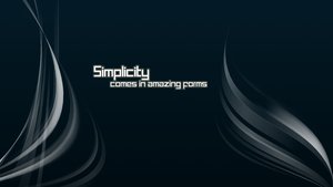 Simplicity: Comes in Amazing by MajesticThief