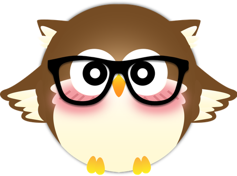 Owl Vector New by Haine2006