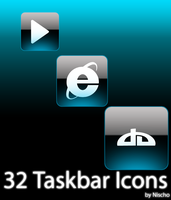 Taskbar Icons by Nischo