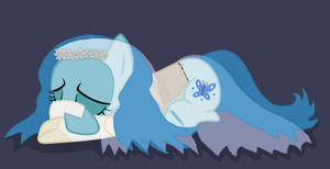 Corpse Bride Pony by HysteriaAlice09