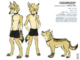 Roku Reference sheet by Kitsune--Rin