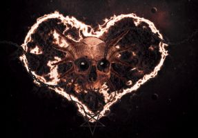 My Dying Heart by exorist