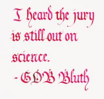 GOB Bluth - Science by MShades