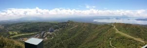 Palace in the Sky, Tagaytay by AngryBirdsStuff