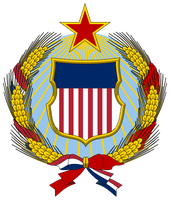 Emblem of the Senate of the New United States. by DeltaHD