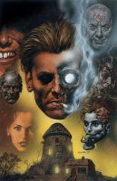 hellblazer DANGEROUS HABITS by GlennFabry