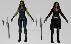 Gamora Movies Collection by Pitermaksimoff