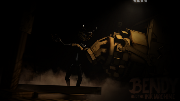 Bendy and the meme machine. by MrJerichoYT